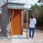 Newly constructed toilet